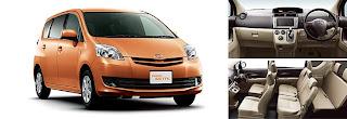 Toyota Passo Sette dan Daihatsu Boon Luminas