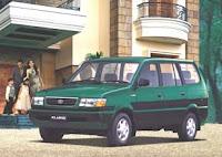 Toyota Kijang Generasi 4 (1997 - sekarang)