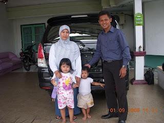 Toyota New Kijang Innova G MT Black Mica