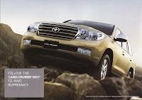 Brosur Toyota Land Cruiser