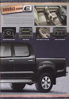 Brosur Toyota New Hilux 3.0 Double Cabin - Diesel