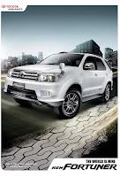 Brosur Toyota Fortuner