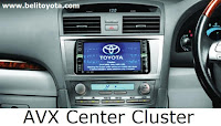 AVX Center Cluster