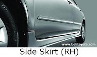 Side Skirt (RH)