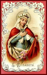 St. Elizabeth of Hungary...