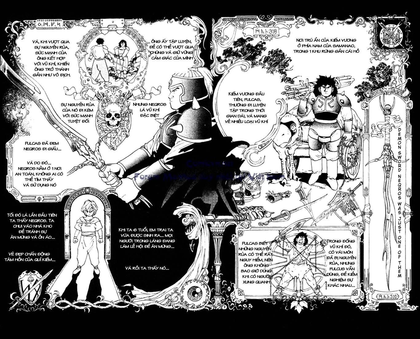 Dấu ấn rồng thiêng 2 – Emblem of Roto chap 10 Trang 6