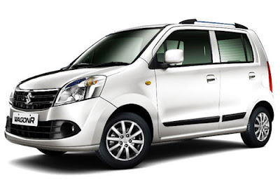 New Maruti Wagon R