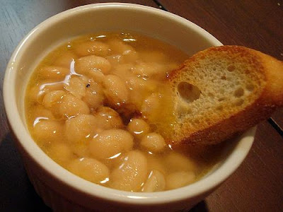 Tuscan Navy Bean Soup