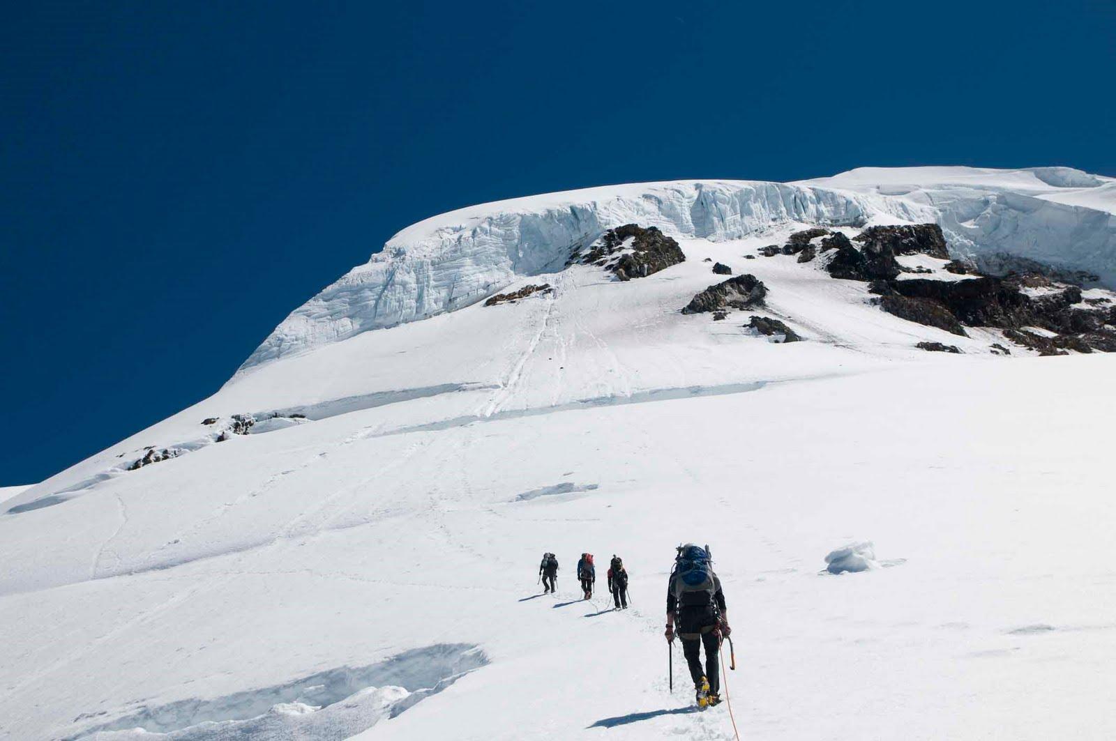 mountain climbing trip essay