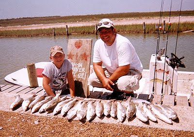 Fishin fever guide service captain gary francis captain for Galveston fishing charters cheap