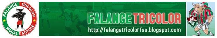 =00= TUFT =00= Torcida Uniformizada Falange Tricolor do Flu de Feira.
