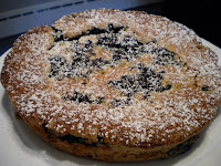 blueberry gateau 004