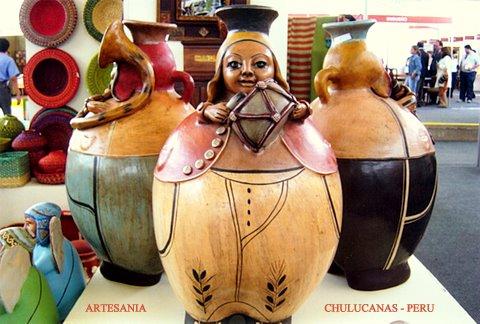 Exportaciones del per usa primer embarque de artesan as for Ceramica artesanal peru