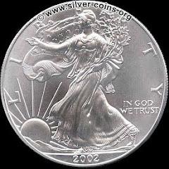 Eagle Silver Bullion 2002