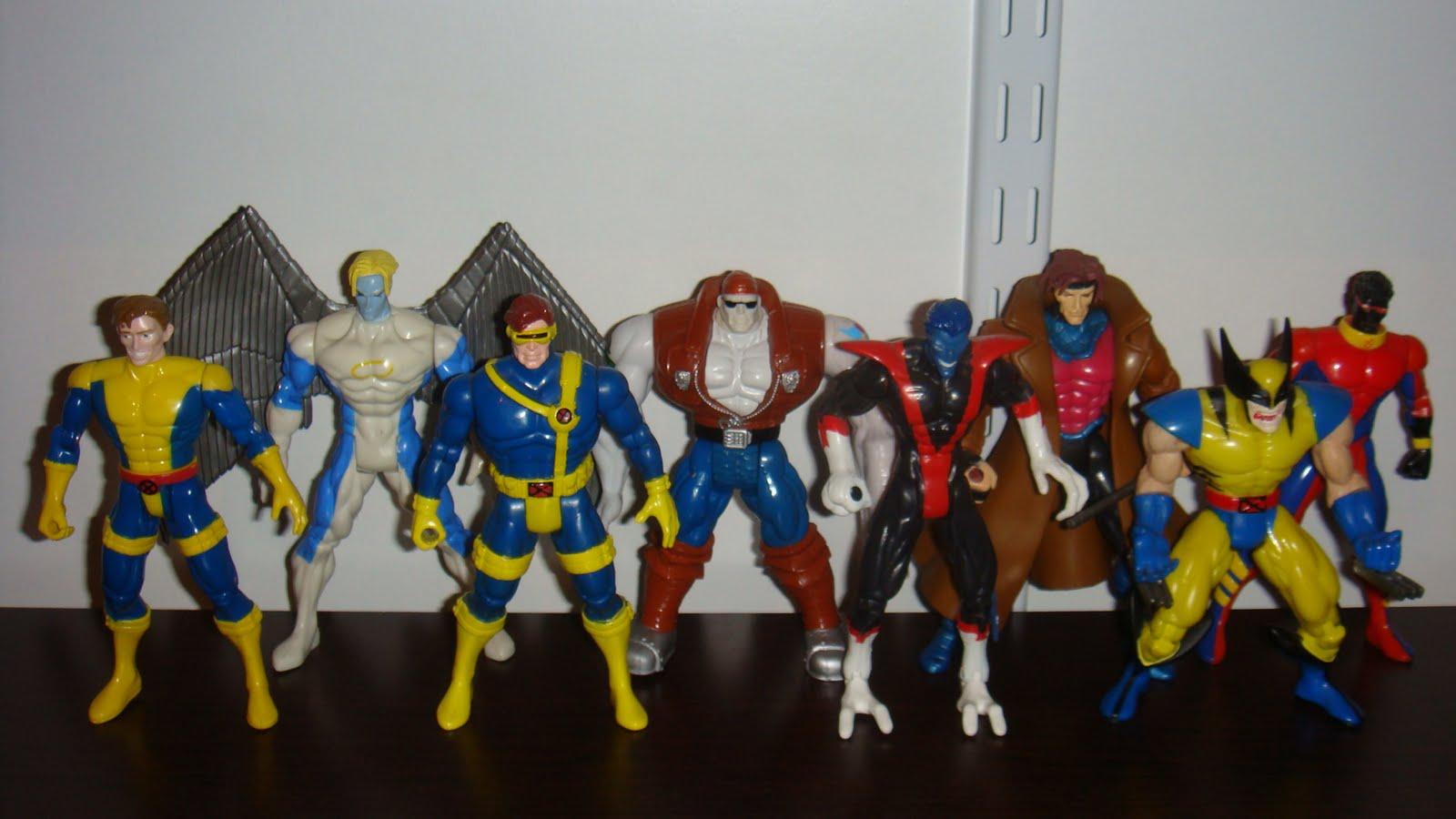 Xmen action fig... X Men 2 Action Figures