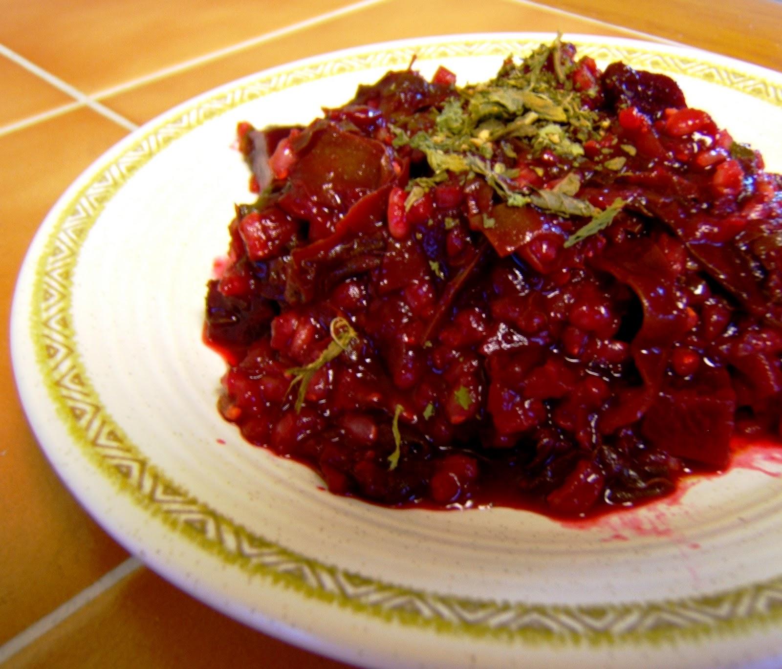How to Make Shorbat Rumman Iraqi Pomegranate Soup (Vegetarian) recommendations