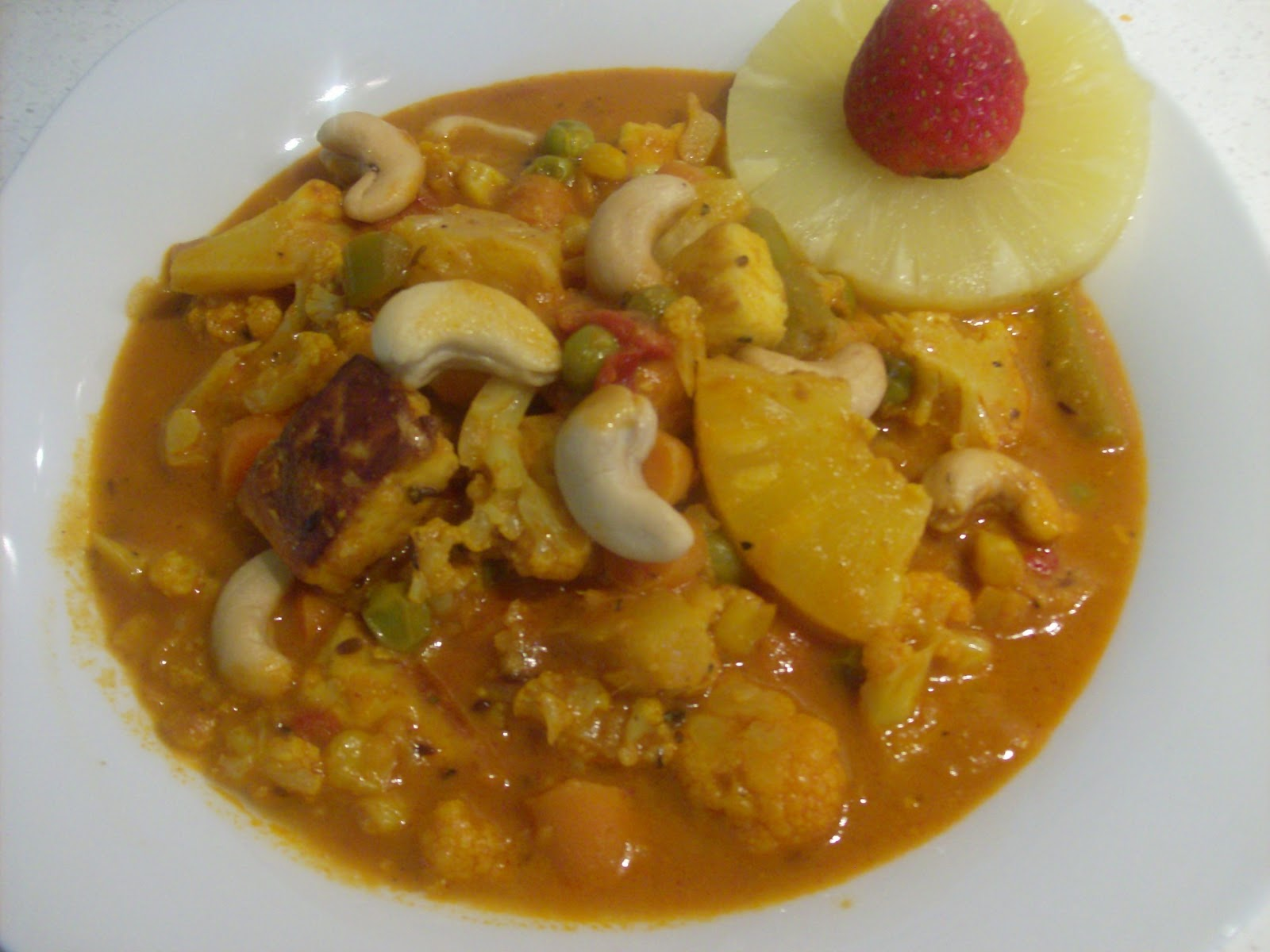 Happy,Healthy,Fun Cooking: Navratan Korma (Mixed veggies ...