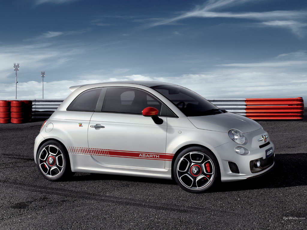 Fiat  Abarth Car Wallpaper Free
