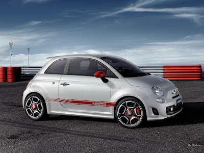 Fiat 500 Abarth Car Wallpaper Free