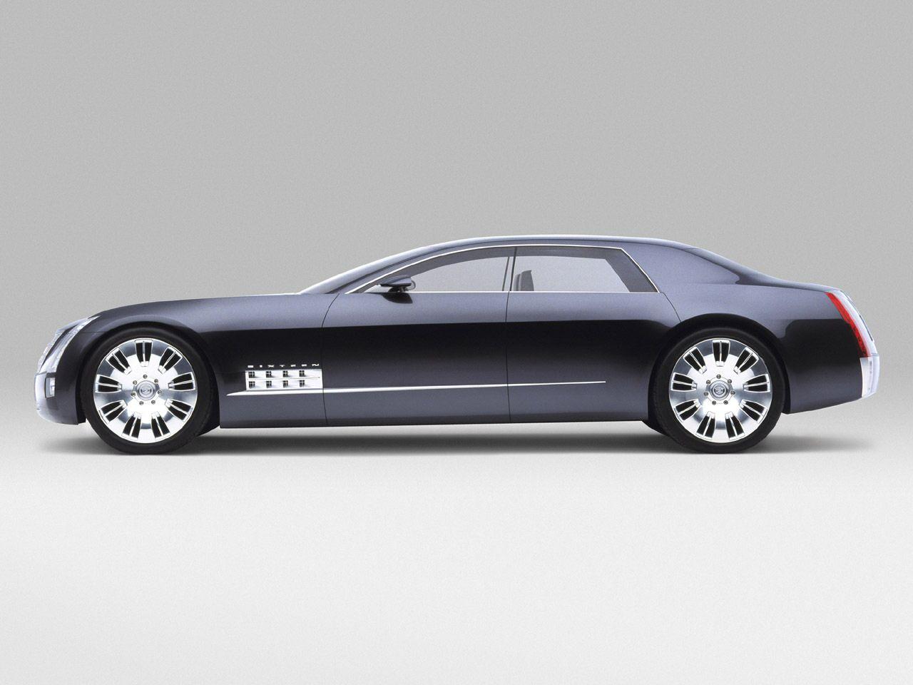Autocar Wallpaper Blog Cadillac Sixteen Concept Car