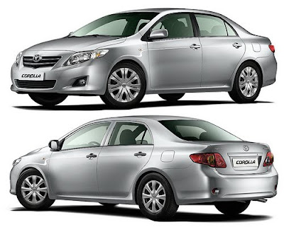 2010 TOYOTA COROLLA Auto Car Wallpaper