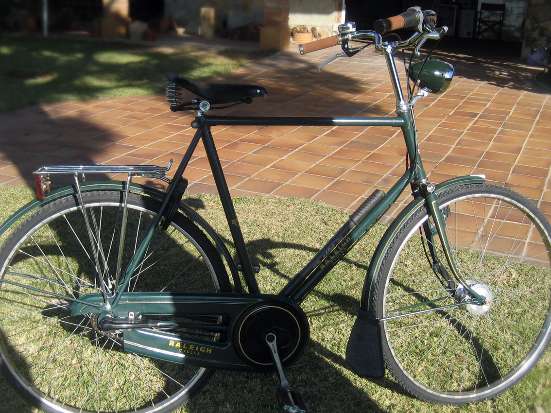Reciclone antique bicycles restoration restauraci n de for Bicicletas antiguas nuevas