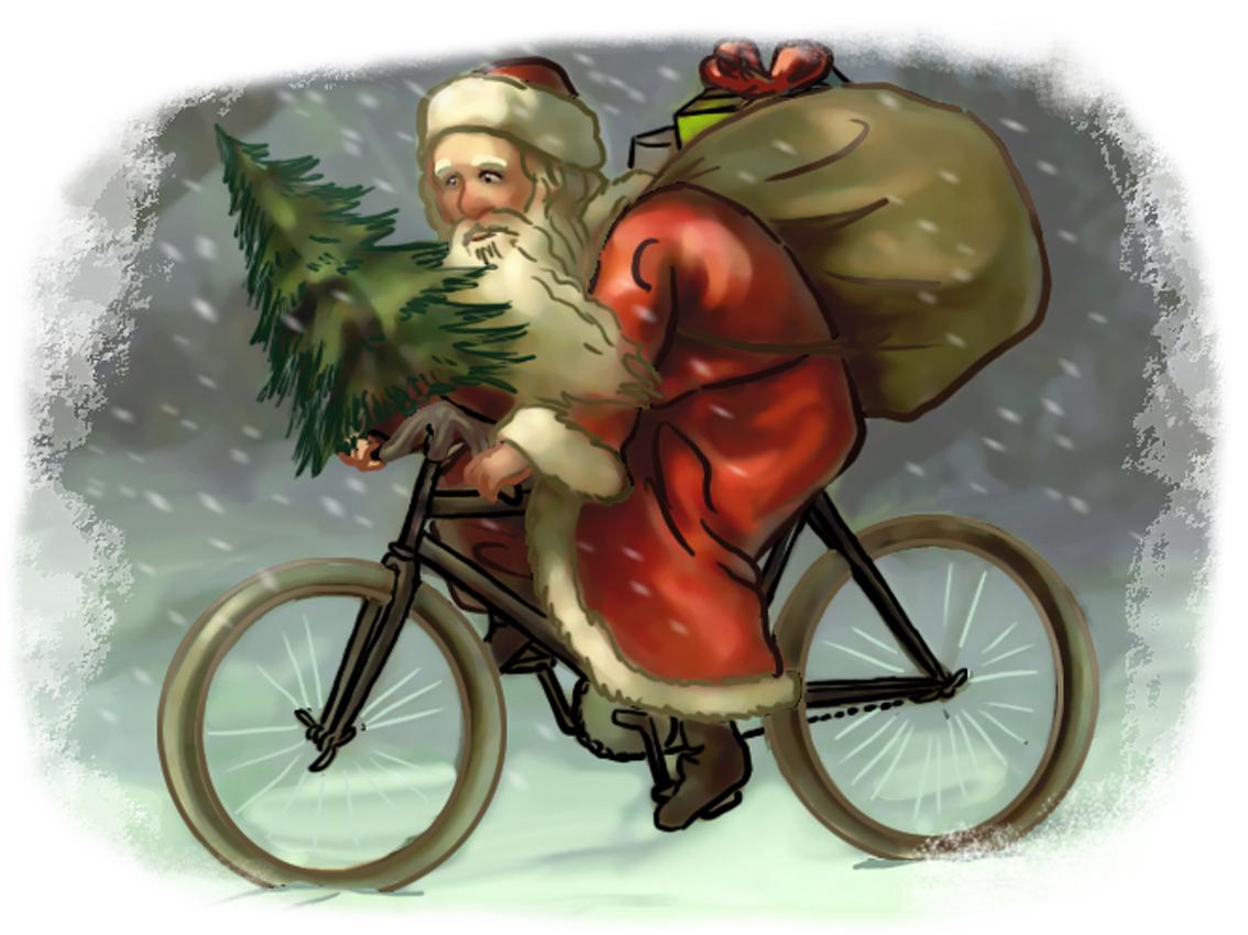 [Imagen: santa_en_bicicleta_antigua_reciclone.jpg]