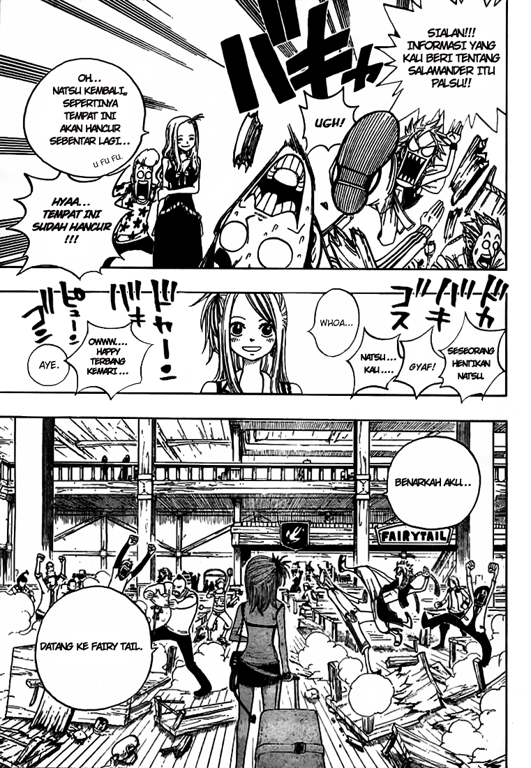 Fairy Tail page 5...