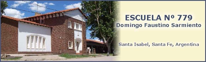 Escuela Nº 779 Domingo Faustino Sarmiento