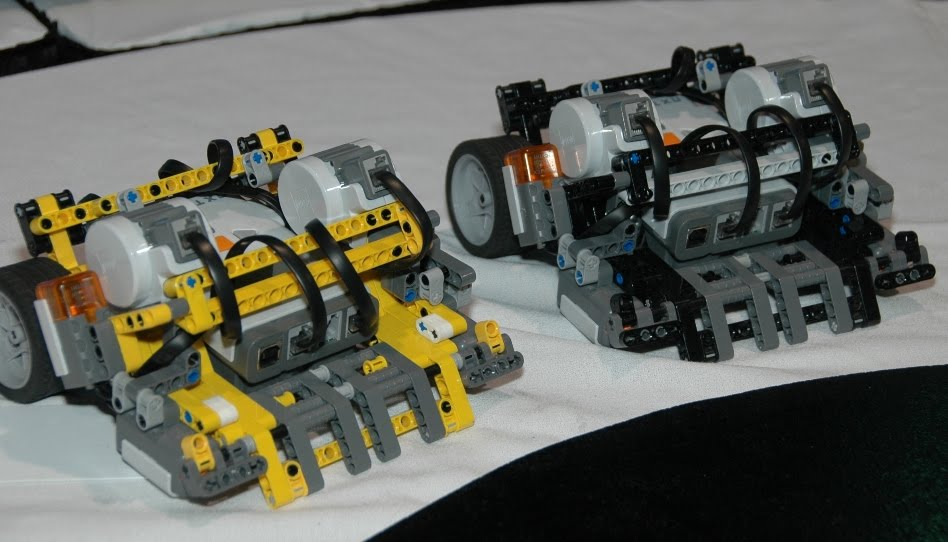 FLL WorldFestival Atlanta 2010 | The NXT STEP is EV3 - LEGO ...