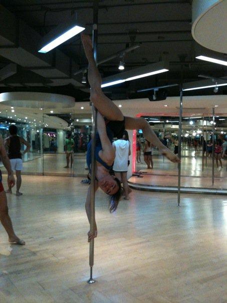 at starte til ballet