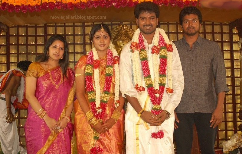 Vijay's Brother Marriage