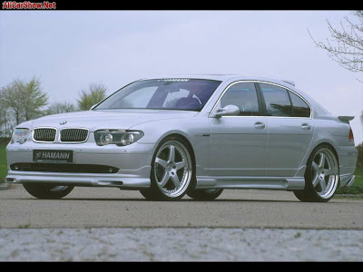 2003 Hamann BMW 7er Wallpapers