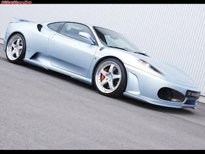 2005 Hamann Ferrari F430. 2005 Hamann Ferrari F430