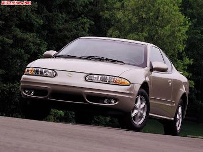 2000 Oldsmobile Silhouette Osv. 2000 Oldsmobile Alero Osv