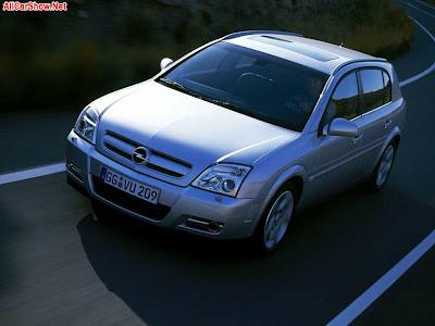 2003 Opel Signum 3.0 DTI