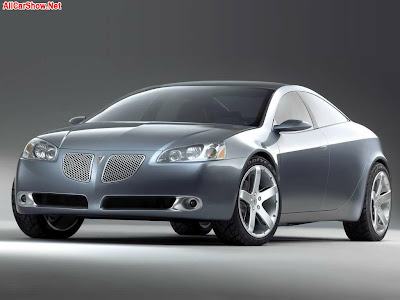 2002 Pontiac Rev Concept. 2003 Pontiac G6 Concept