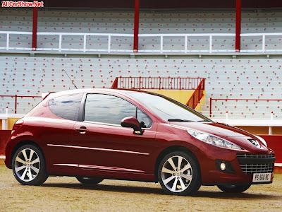 2010 Peugeot 207 Rc. 2010 Peugeot 207 RC