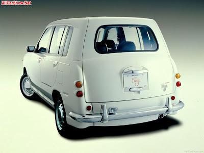 1997 Mitsuoka Type F. 1999 Mitsuoka Yuga