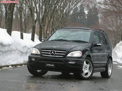 2003 Brabus Mercedes Benz Viano. 2003 Wald Mercedes-Benz