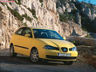 2002 Seat Ibiza. 2002 Seat Ibiza