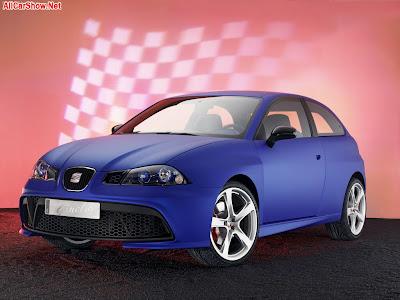 2006 Seat Ibiza Vaillante Concept