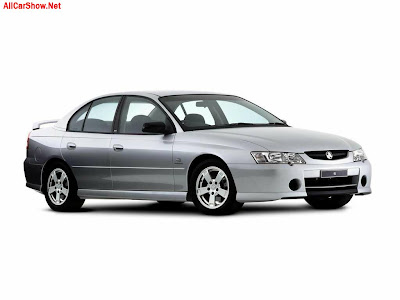 2003 Holden Vy Commodore S. 2003 Holden VY Commodore S