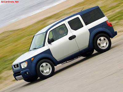 2007 Volvo Caresto V8 Speedster Concept. 2003 Honda Element Concept
