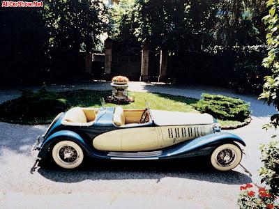 1933 Lancia Astura Double Phaeton