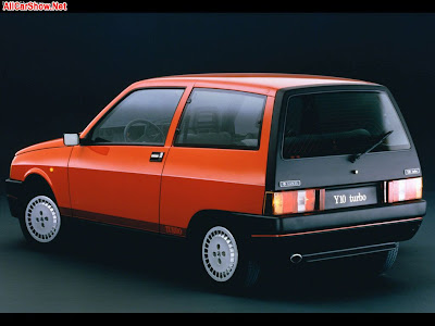 800x600 · 1986 Lancia Y10 Wallpapers