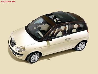 Moreha Tekor Akhe Lancia Ypsilon Dfn 2004