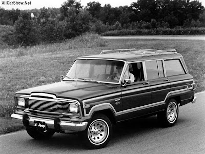1978 Jeep Wagoneer Limited. 1978 Jeep Wagoneer Limited