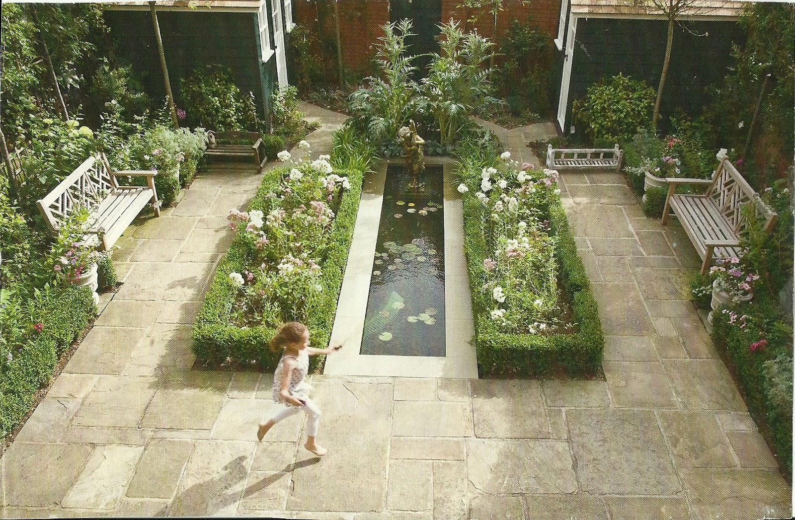 The nest dreaming of a low maintenance garden for Home garden maintenance