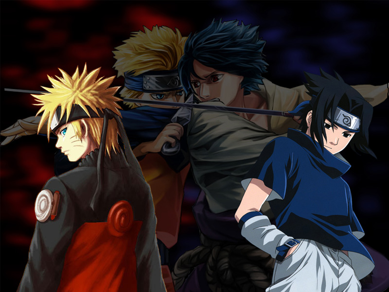 wallpapers de naruto shippuuden